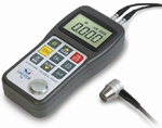 Ultrasonic thickness gauge TN 80-0.1US, 7 MHz, 0.1 mm