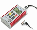 Ultrasonic thickness gauge TU 80-0.01US, 7 MHz, 0.01mm