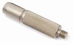 Handholder, knurled , M12, Ø20 x l=85 mm