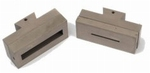Machine holder, dovetail, axb = 3,2x50 mm