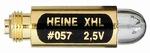 XHL Xenon Halogen spare bulb 57, 2.5V, mini mirror-probe