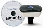 Color digital camera CMEX 1.3 mp, USB-2, Image focus