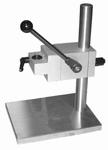 High precision stand for probe alphaDUR