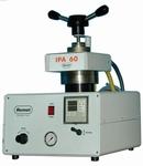 Hot mounting press IPA TI Ø50 mm