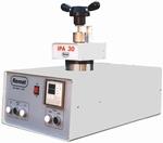 Hot electro-hydraulic mounting press IPA ID TI Ø50 mm