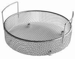 Insert basket with handles, stainless steel, K 6