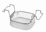 Insert basket with handles, stainless steel, K 1 C
