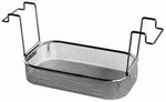 Insert basket with handles, stainless steel, K 3 CL