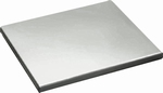 Stainless steel-weighing plate  252x228 mm for FCE