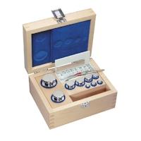 Set of weights knob/wood