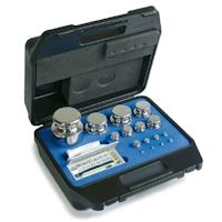 Set of weights knob/plast