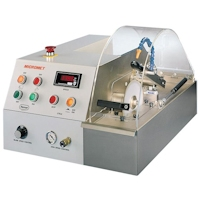 Precision cut-off machines