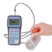 Ultrasonic gauge
